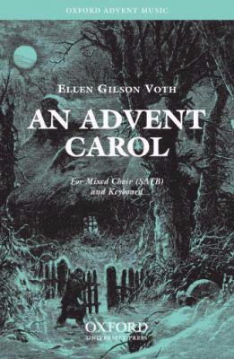 An Advent Carol: Satb Vocal Score 9780193868755