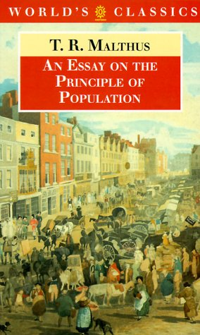 An Essay on the Principle of Population 9780192830968