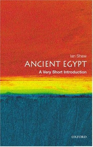 Ancient Egypt: A Very Short Introduction 9780192854193