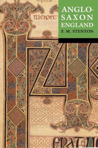 Anglo-Saxon England: Reissue with a New Cover 9780192801395
