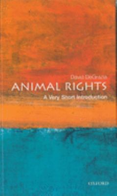 Animal Rights: A Very Short Introduction 9780192853608