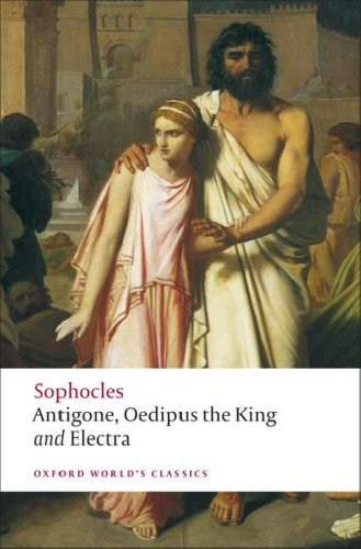 Antigone, Oedipus the King, Electra 9780199537174
