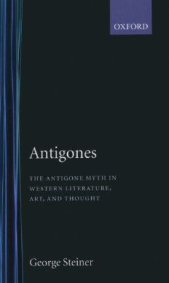 Antigones 9780192819345
