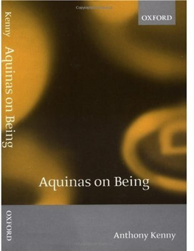 Aquinas on Being 9780198238478