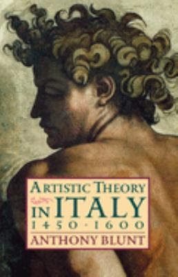 Artistic Theory in Italy 9780198810506