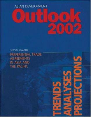 Asian Development Outlook 2002 9780195937015