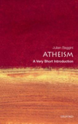 Atheism: A Very Short Introduction 9780192804242