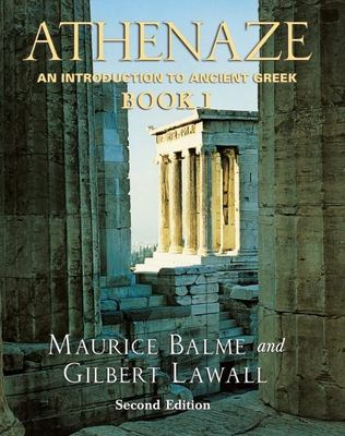 Athenaze: An Introduction to Ancient Greek Book I 9780195149562