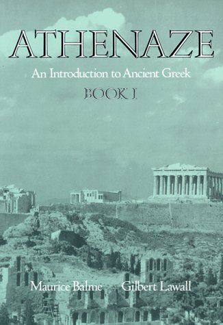 Athenaze: An Introduction to Ancient Greek Book 1 9780195056211