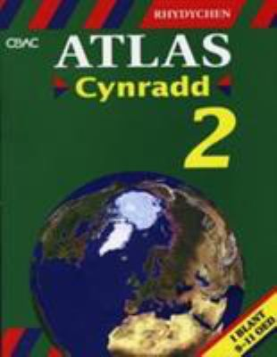Atlas Cynradd: Oxford Junior Atlas for Wales 9780198318712