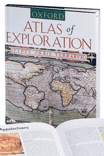 Atlas of Exploration 9780195213539