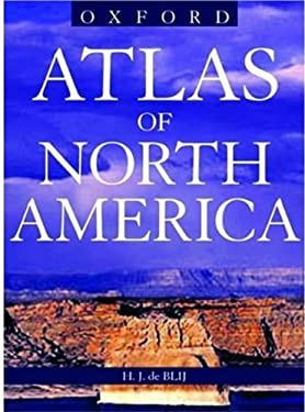 Atlas of North America 9780195169935