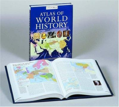 Atlas of World History 9780195215670
