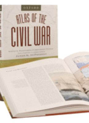 Atlas of the Civil War 9780195221312