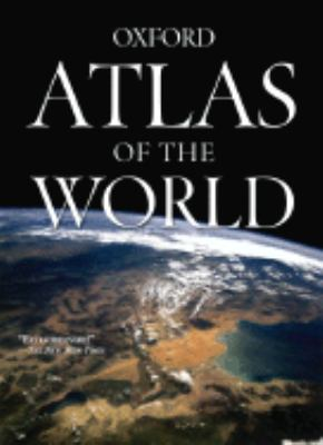 Atlas of the World: 15th Edition with Free Wall Map 9780195374513