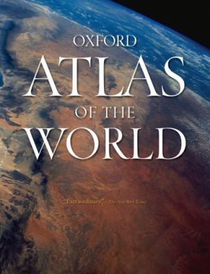 Atlas of the World 9780195393286