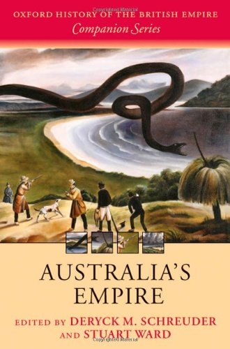 Australia's Empire 9780199273737