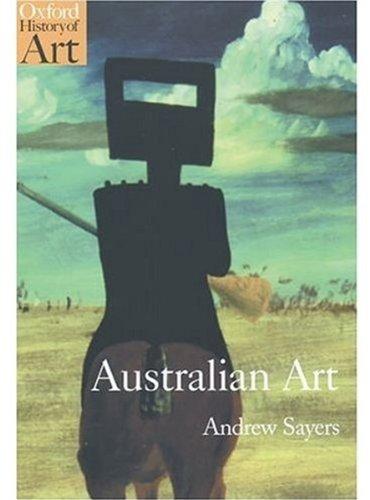 Australian Art 9780192842145