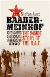 Baader-Meinhof: The Inside Story of the RAF 549774