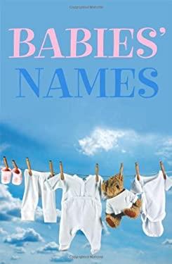 Babies' Names 9780199563425