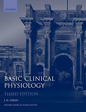 Basic Clinical Physiology 9780192633316