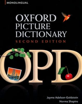 Basic Oxford Picture Dictionary 9780194347594
