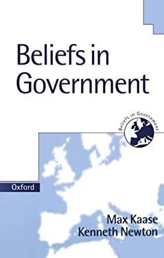 Beliefs in Government 9780198279563