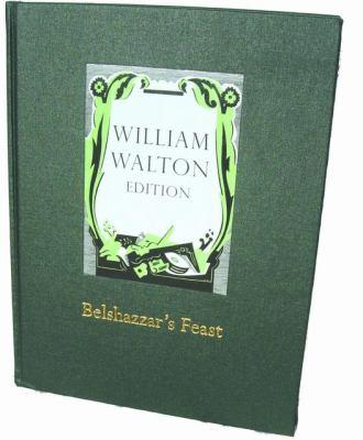 Belshazzar's Feast: Full Score 9780193683082