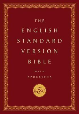 Bible with Apocrypha-ESV 9780195289107