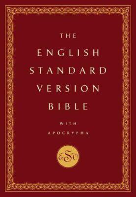 Bible with Apocrypha-ESV 9780195289107