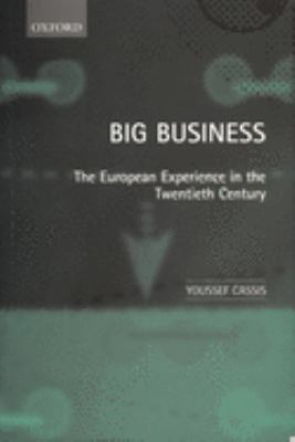 Big Business: The European Experience in the Twentieth Century 9780198289654