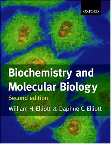 Biochemistry and Molecular Biology 9780198700456