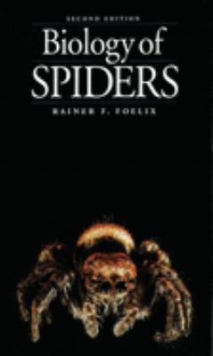 biology of spiders rainer foelix pdf
