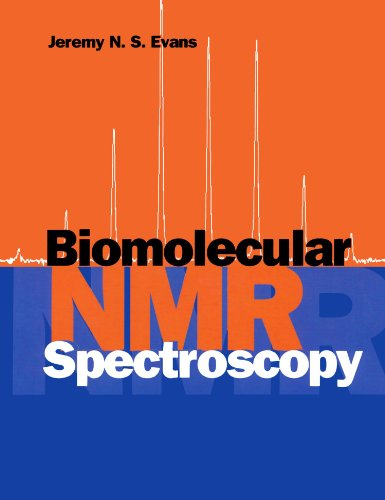 Biomolecular NMR Spectroscopy 9780198547662