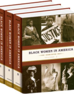 Black Women in America: Three-Volume Set 9780195156775