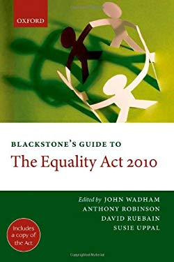 Blackstone's Guide to the Equality Act