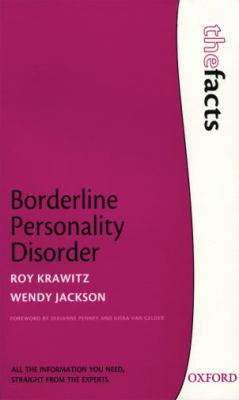 Borderline Personality Disorder 9780199202966