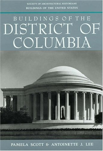 Buildings of the District of Columbia 9780195061468