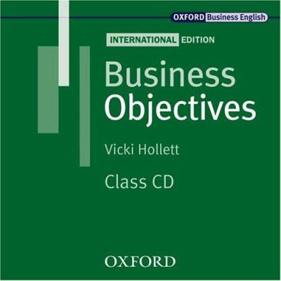 Business Objectives CD: International Edition