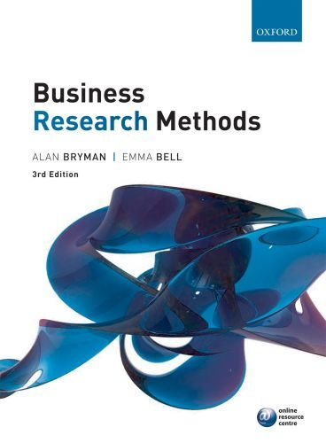 Business Research Methods 9780199583409