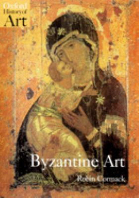 Byzantine Art 9780192842114