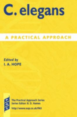 C. Elegans: A Practical Approach 9780199637386