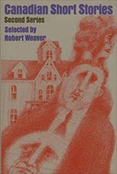 Canadian Short Stories - Weaver, Robert