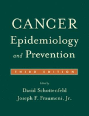 Cancer Epidemiology and Prevention 9780195149616