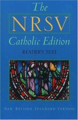 Catholic Bible-NRSV 9780195282634