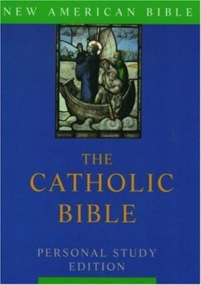 Catholic Bible-Nab-Personal Study 9780195284195
