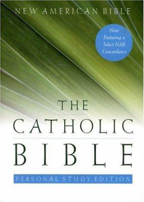 Catholic Bible-Nab-Personal Study 9780195284201