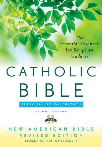Catholic Bible-NABRE-Personal Study 9780195297911