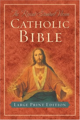Catholic Bible-RSV-Large Print 9780195288704