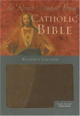 Catholic Bible-RSV-Reader's 9780195288643